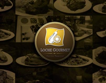 Loche Gourmet Branding