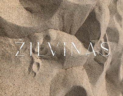 Žilvinas Hotel Palanga Branding