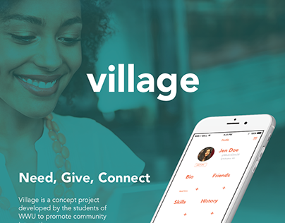 Village - Connect through Community