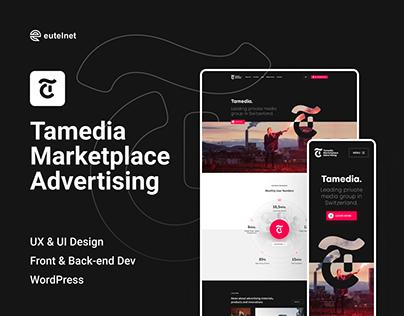Tamedia Website