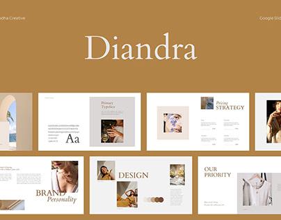 Diandra Presentation Template