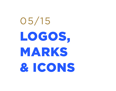 Logos, Marks, and Icons