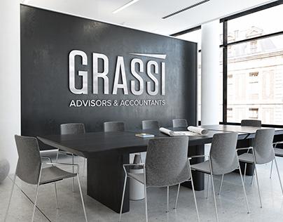 Grassi Advisors & Accountants Rebrand