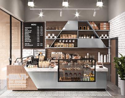 Cafe & Bake Shop