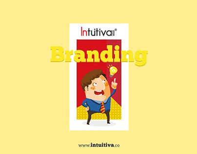 Branding · Marca · Intuitiva ®
