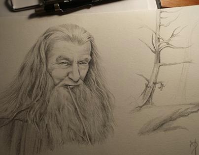 """""""It Is Not Despair"""" - Gandalf"""