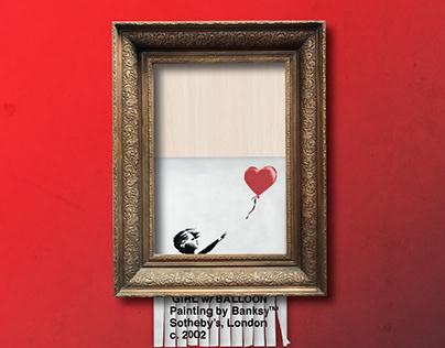 Virgil Abloh x Banksy, original concept