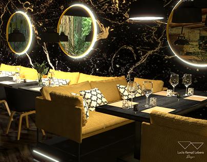 Diseño de espacios e iluminación