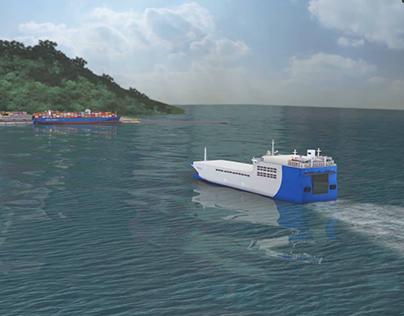 Sociedad Portuaria Caldera | Proyecto Ferry