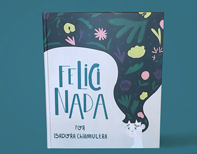 Felicinada: A pop up book about mental health