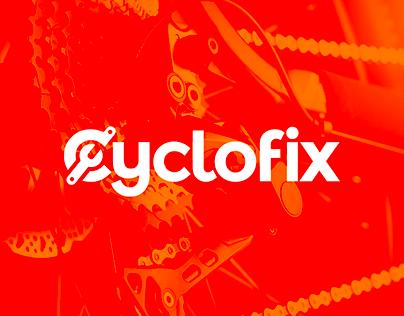 Cyclofix — iOS App + Company Rebrand