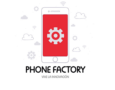 Social Media Phone Factory