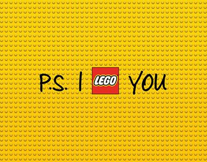 P.S I LEGO You