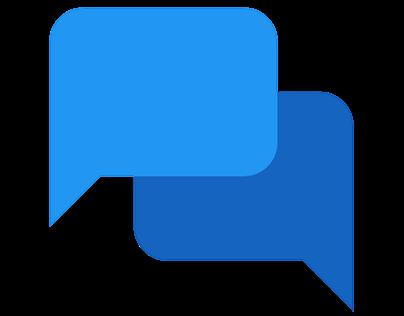 Prototype: Messenger App for iOS