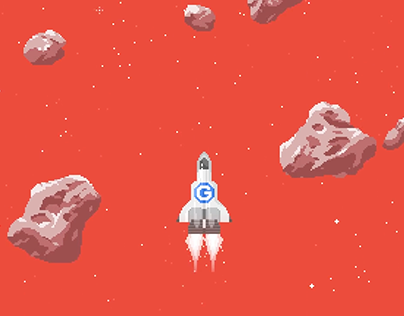 Google Mobile Space Race
