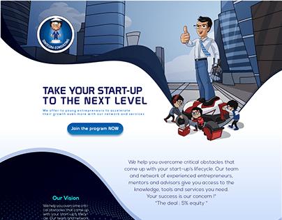 Landing page - sintegra - accélérateur de carrières ver