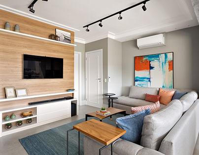 Apartment by Danyela Correa