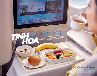 Thousand Miles of Quintessence / Vietnam Airlines