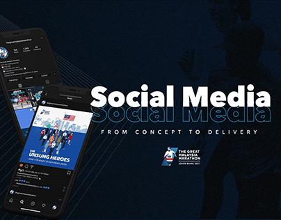 Social Media - The Great Malaysia Marathon