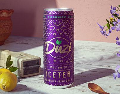 Duzi Iced Tea - CGI