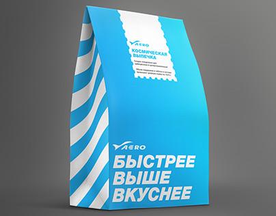 AERO package design