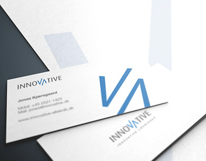 Identitetsdesign - Innovative