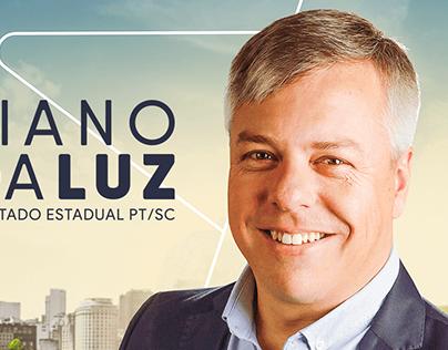 Deputado Estadual Fabiano da Luz :. Marca