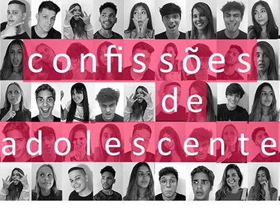 Confissões de Adolescentes