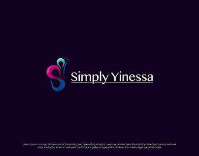 Simply Yinessa (Social Media & You tuber Icon & Logo)