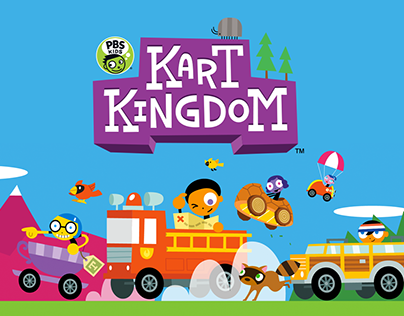 Kart Kingdom: Virtual world for kids