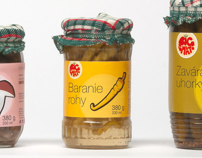"""Pickled"" series"
