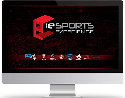 Broadcast Design: eSports Experience