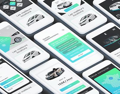 Emotion - conception interface et branding