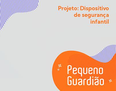 Projeto acadêmico: dispositivo de segurança infantil