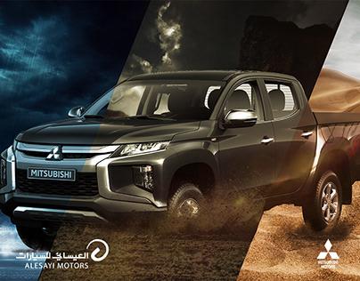 Social Media Management | Saudi Mitsubishi