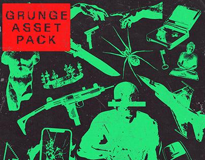 Grunge Asset Pack