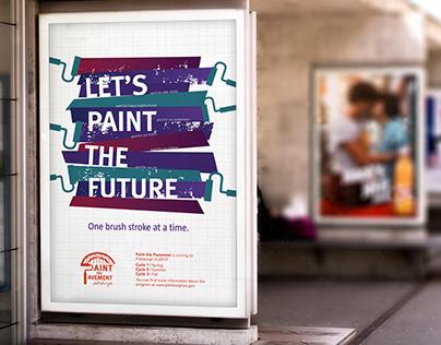 Paint the Pavement