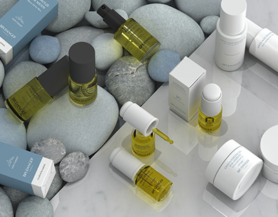 Packaging for high-end skin care products