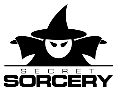 Logo Design - Secret Sorcery (Game Developer)