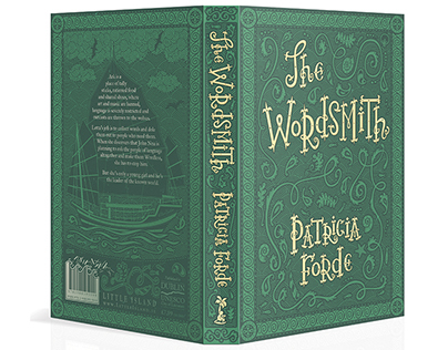 The Wordsmith - jacket
