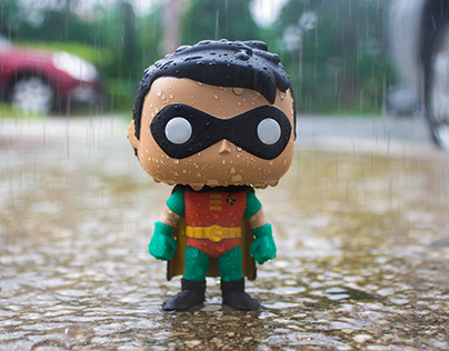 POPTOGRAPHY - DC Series