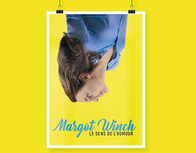 Margot Winch - The sense of humour / Art direction