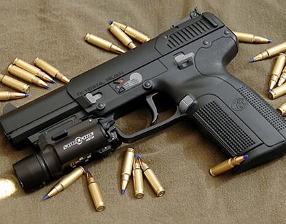 Mơ thấy súng đạn chọn đề số nào phát tài?