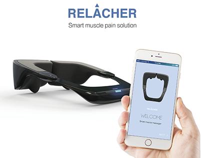 Relacher Smart Muscle Massager