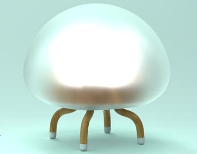 MoJel Lamp