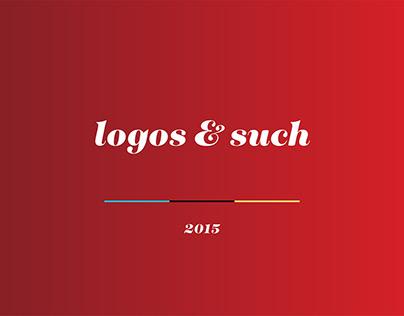 Logos & Such 2015