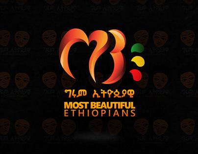 Most Beautiful Ethiopians - Branding