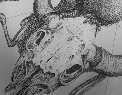 Pencil drawing V
