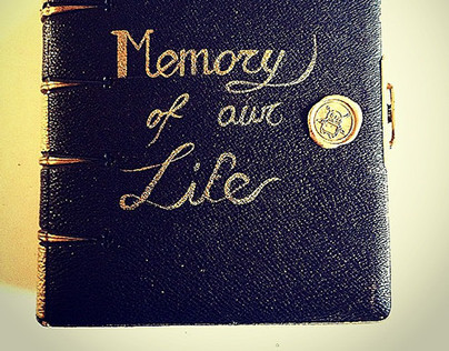 Memory of Our Life - Memory Book