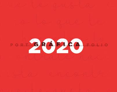 PORTFOLIO 2020 - GRÁFICA